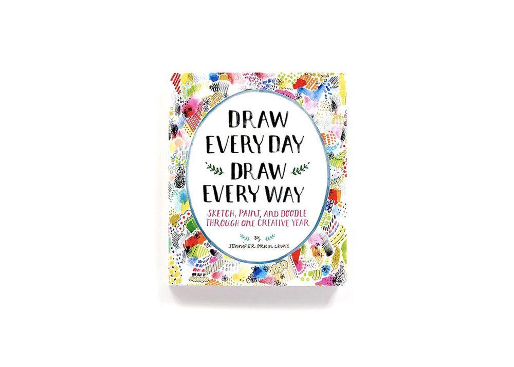 Draw Everyday Draw Everyway - $16.95