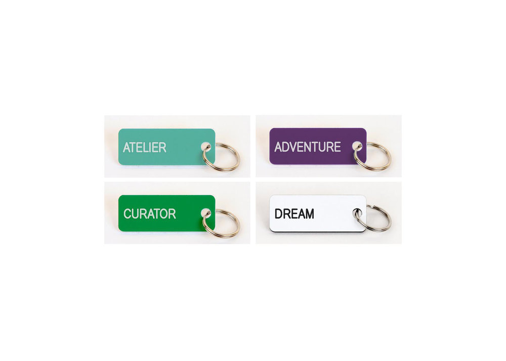 Various Key Tags - $15