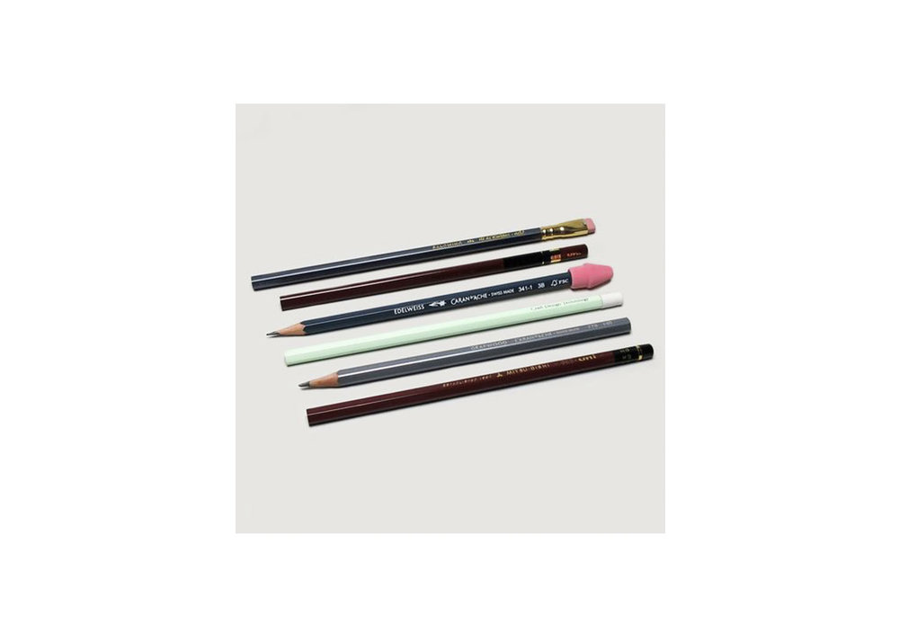 Musician Sampler Pencil Set - $16.50