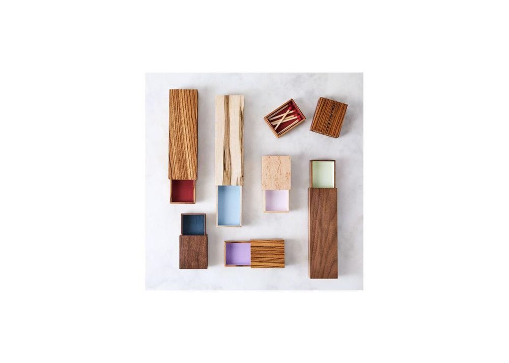 Wooden Matchbox - $32 - $105