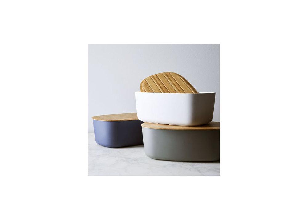 Modern Bread Box - $82