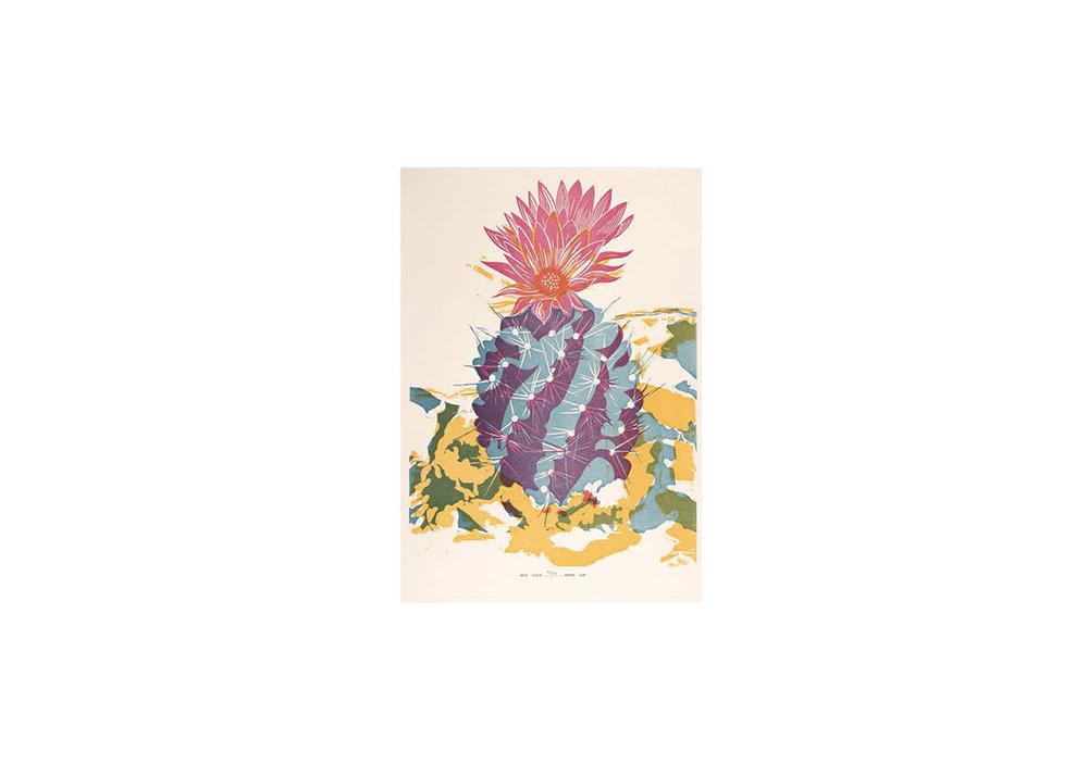 Glory of Texas Print - $65