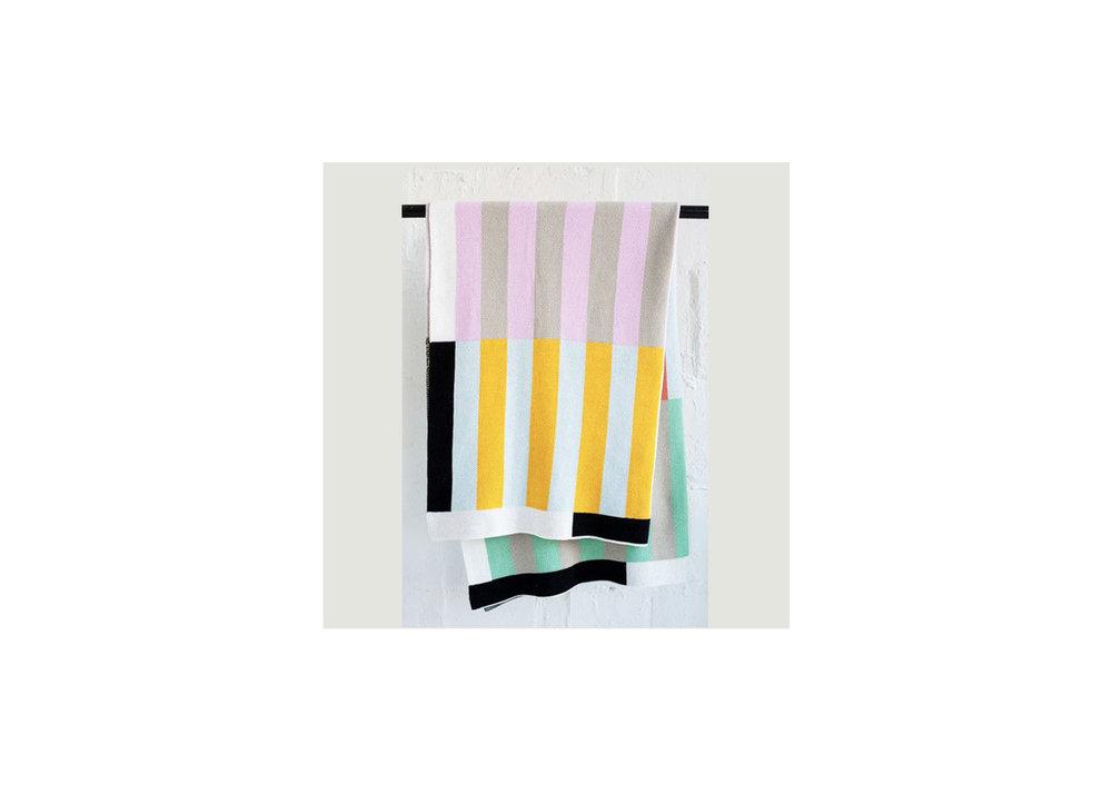 Stripe Throw - $180