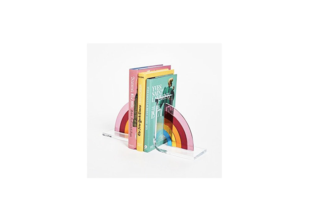 Rainbow Bookends - $330