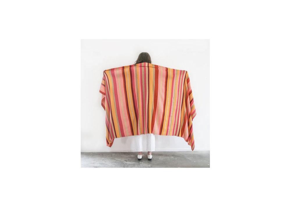 Garza Marfa Blanket - $200