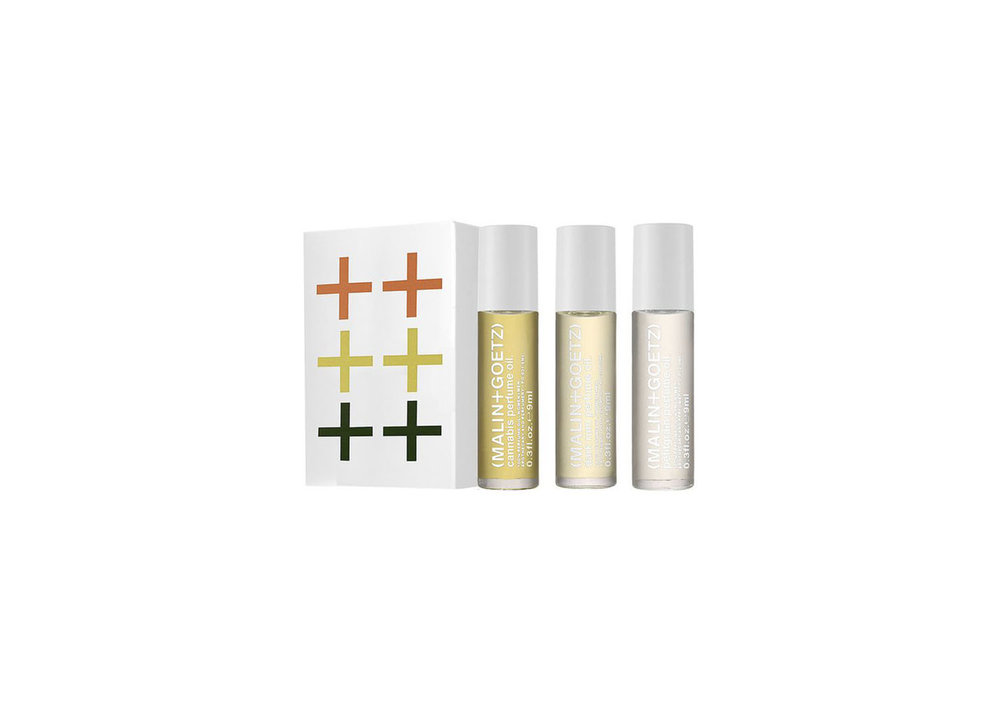 Perfume Oil Kit - $144