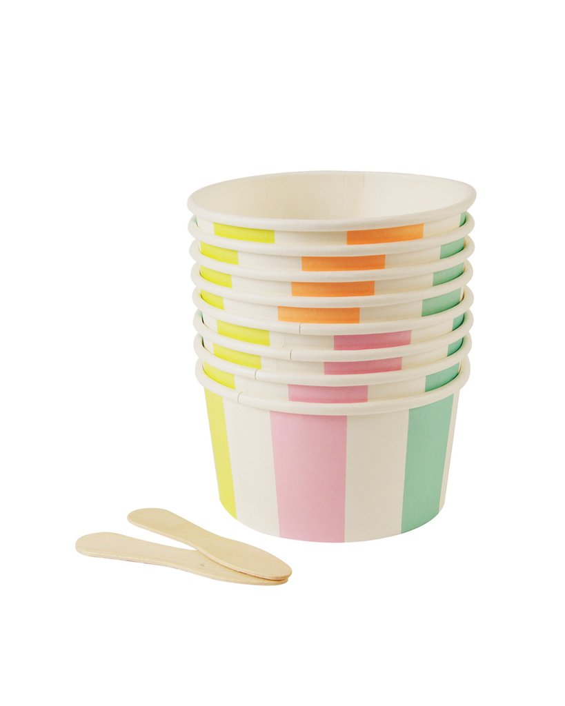 Striped Candy Cups, $4.90
