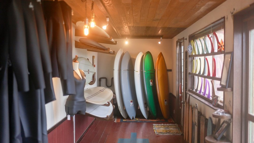 "SURF SHOP - 【サーフショップ】オリジナルWETSUITS ブランド""chevere LIBERTA wetsuits""とサーフボード""SKANKIN' resin craft"""