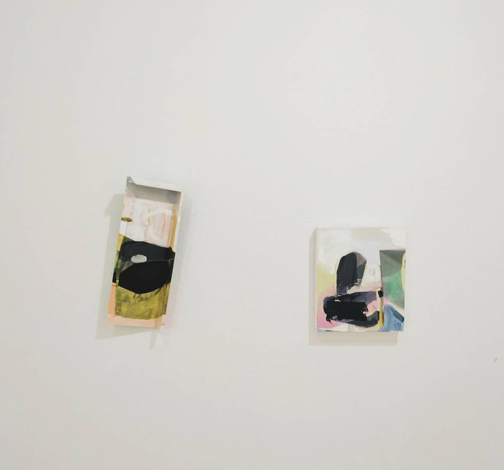 Mariana Russell in  Together With , shown at Phillip J. Steele Gallery in Denver, CO. Image by Drew Austin