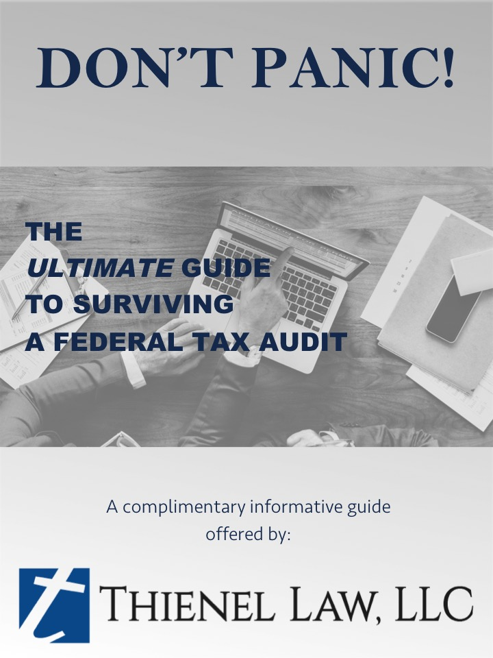 Facing an IRS Audit? - What do you do when that envelop with the IRS return-address stamped is haunting you from the counter-top? Well, my advice is this - Don't Panic! This informative ebook will get you through the basics and help you make it through an IRS audit as painlessly as possible.