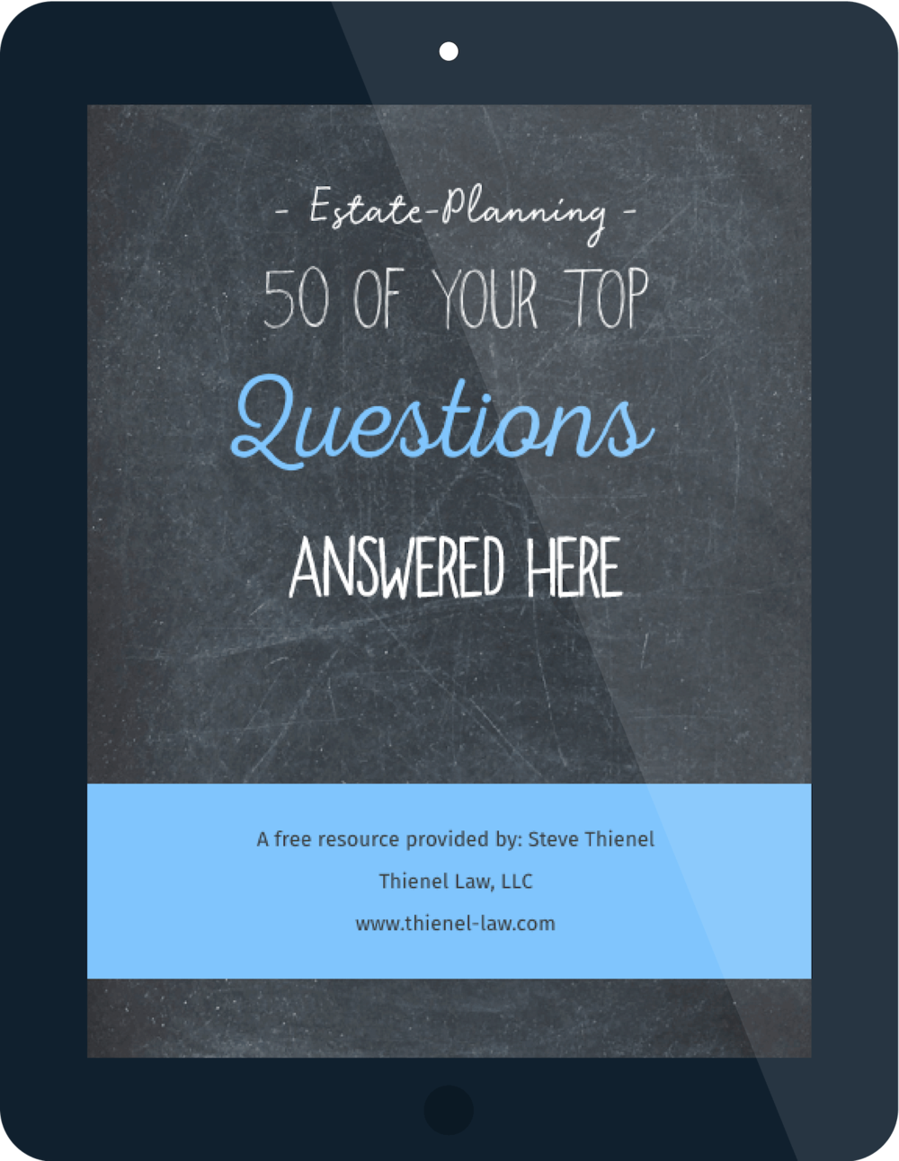 Estate-Planning - Top 50 Questions and Answers