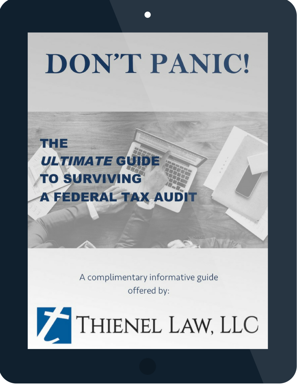 IRS Help - The Ultimate Guide to Surviving an IRS Audit