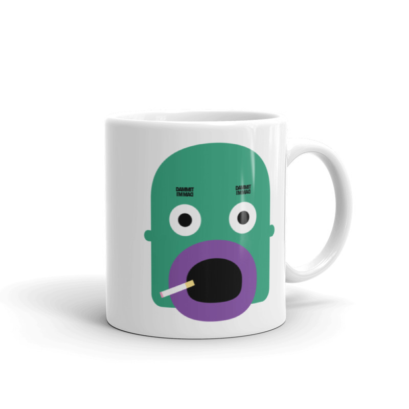 Coffee Mug - 25 $ Including worldwide shipping