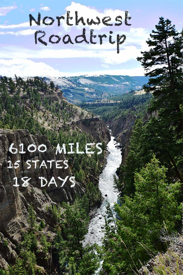 6100 Miles. 15 States. 18 Days (Part 4 of 4)