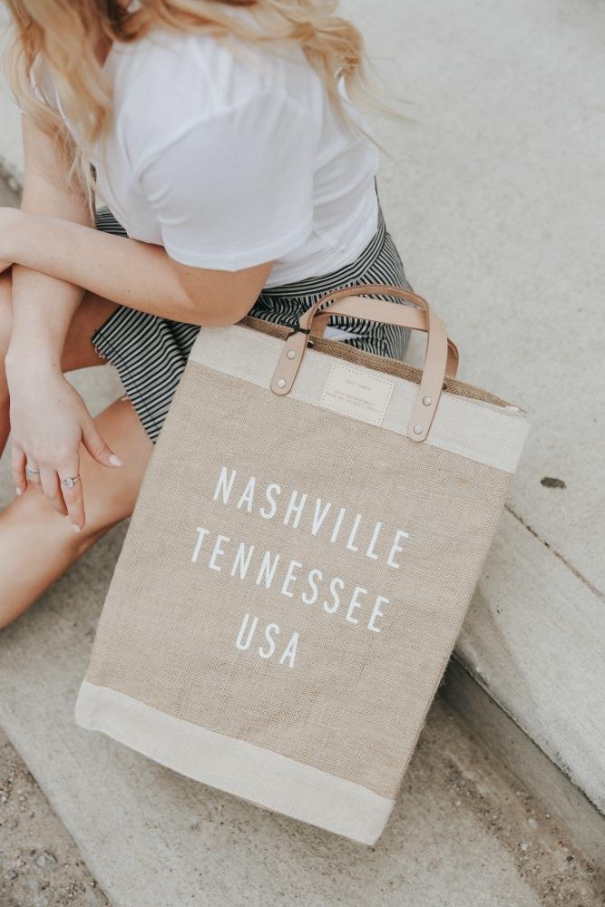 Nashville Tennessee Bag
