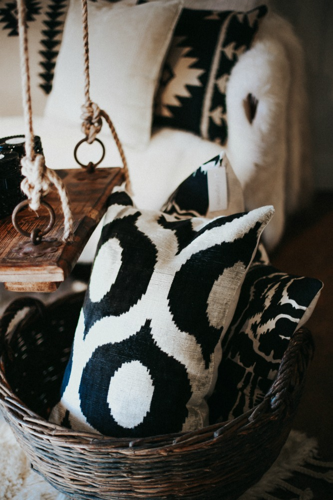 Brentwood TN Boutique Pillows
