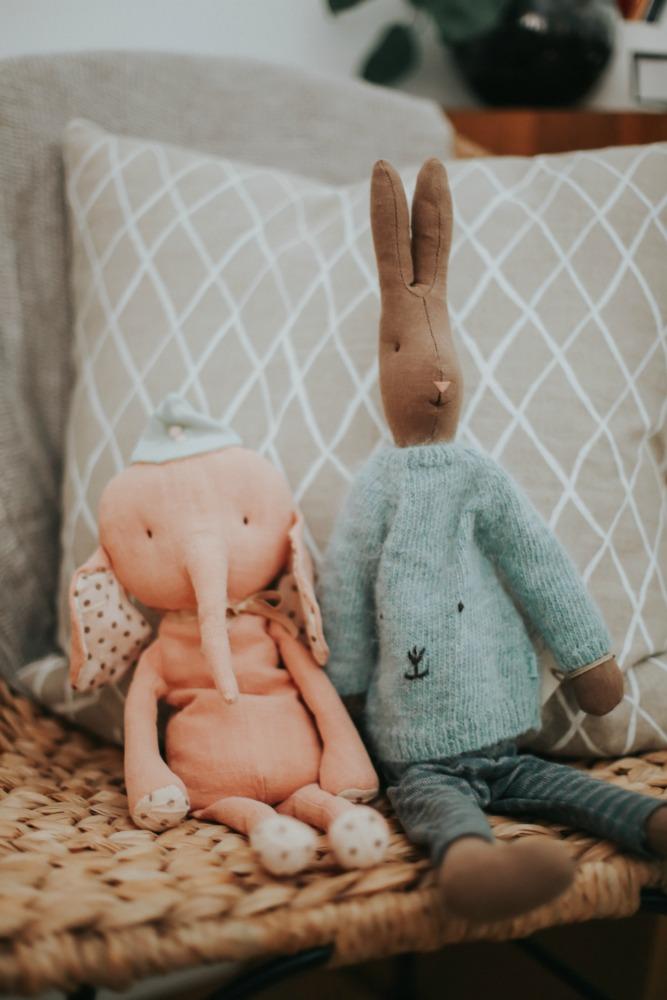Childrens toys vignette boutique