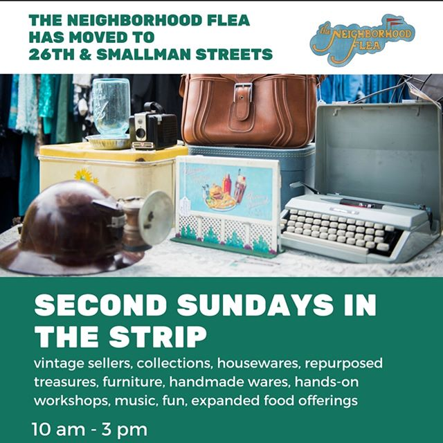 The perfect way to spend a beautiful fall day!! Local art, jewelry, antiques, food and music! See ya at the @neighborhoodflea! #shoplocal #shopsmall #shopunique #shoptheburgh #jewelrystudio #jewelrydesigner #supportsmallbusiness #fallfun