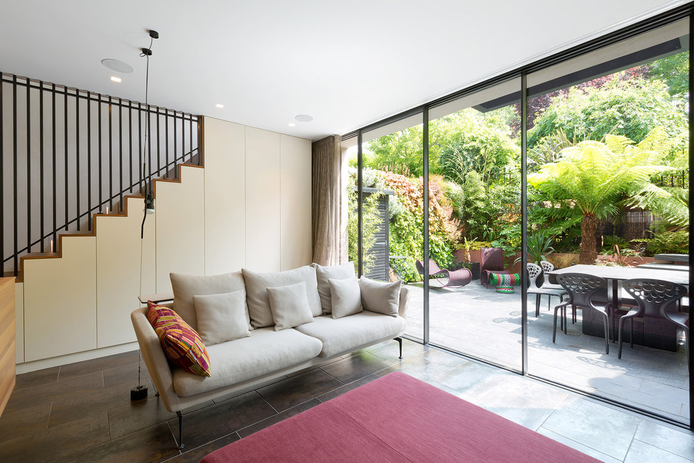 Studio 29 residential architects garden holland park 01