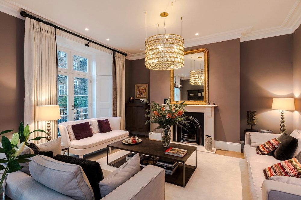 Studio 29 residential architects refurbishment kensington 1