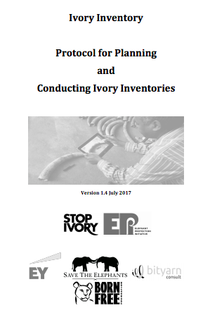 Ivory Inventory Protocol for Planning and Conducting Ivory Inventories