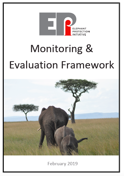 Monitoring & Evaluation Framework Manual