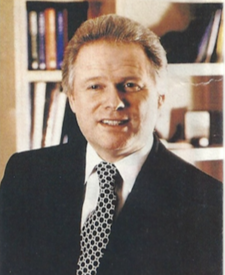 Christopher Davidge, Christie's former CEO