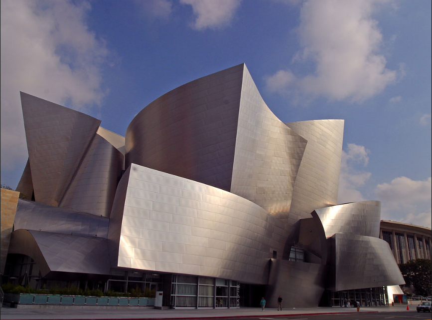 Disney Hall. Photo: John O'Neill