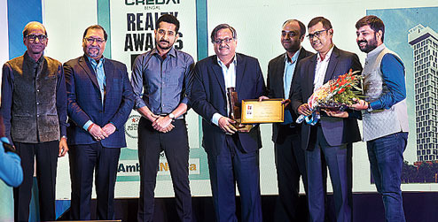 Orbit Group at Realty Awards