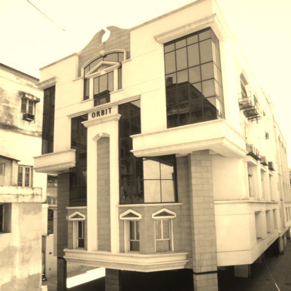 The Orbit - Nov 2000 | 1, Garstin Place, Kolkata