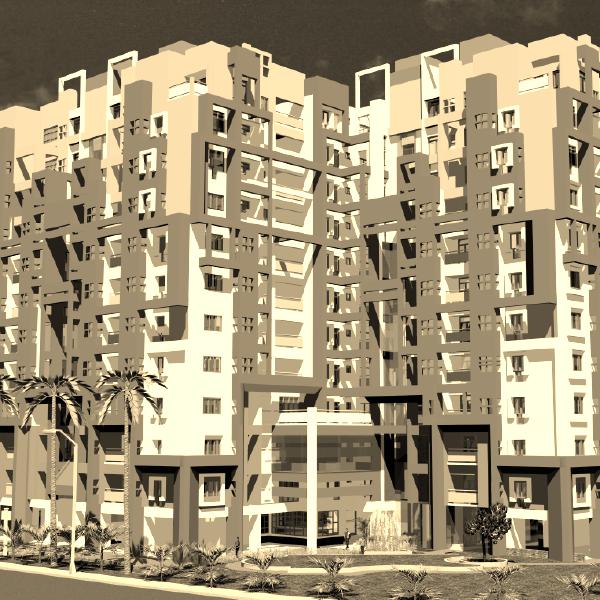 Orbit Heights - July 2005 | Gariahat Road, Kolkata