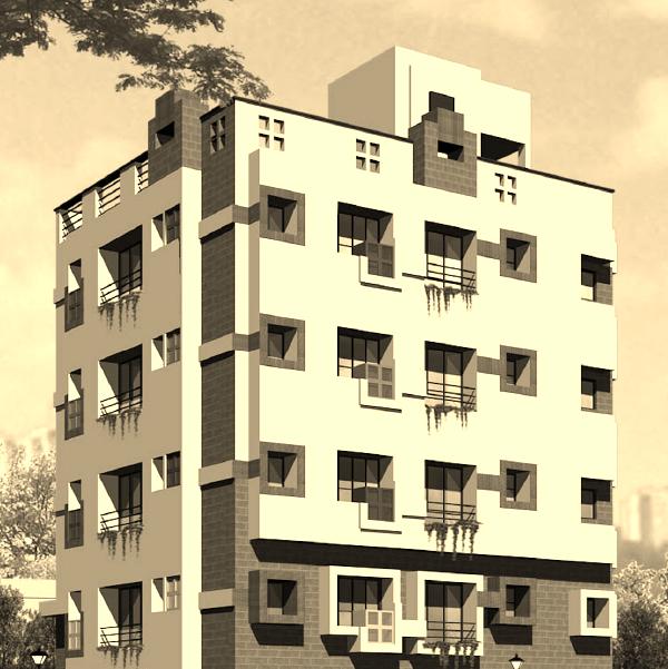 Orbit Sarada Villa - July 2006 | New Alipore, Kolkata