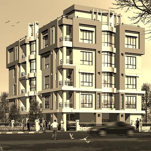 orbit nest - Sep 2006 | New Alipore, Kolkata