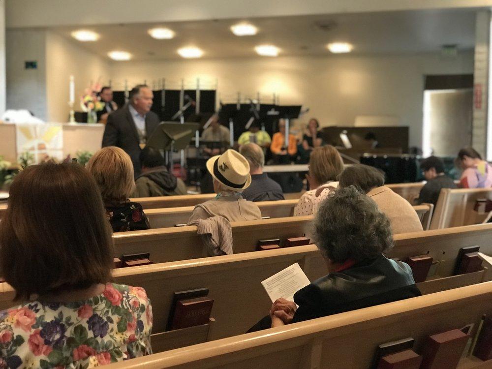Weekly Service10:30am Every Sunday - 4464 Sepulveda Blvd. Culver City, CA 90230