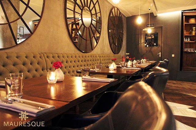 Beautiful Food, Beautiful Drinks, Beautiful Interior
