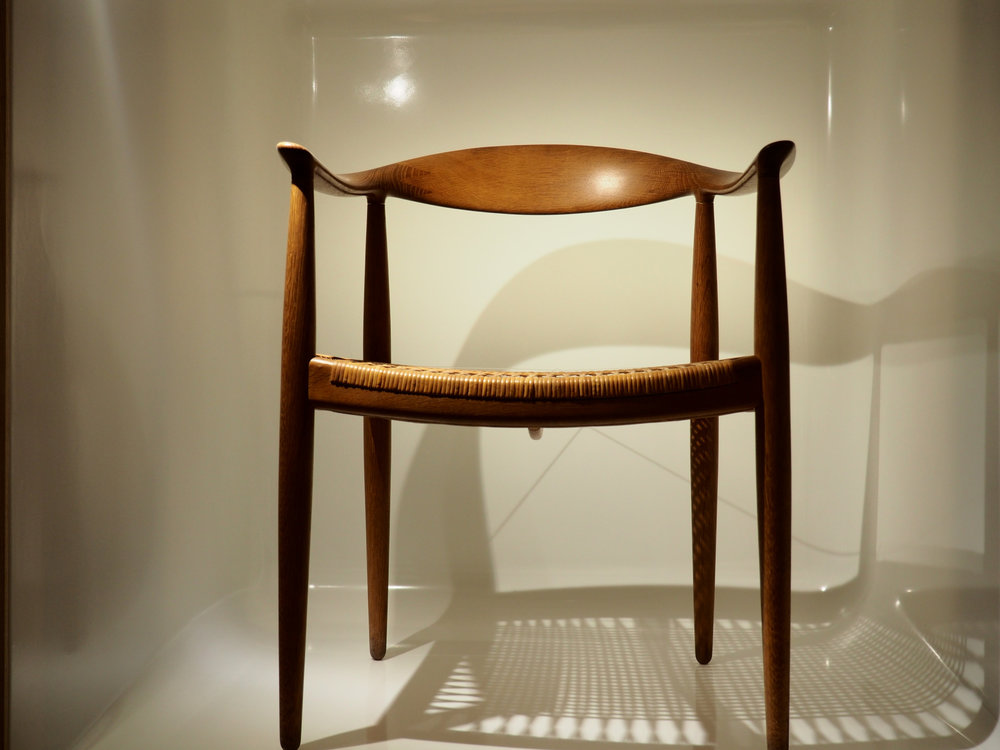 The Chair - By Hans J. Wegner 1949