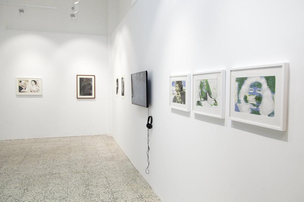 Exposición colectiva | Invisibles