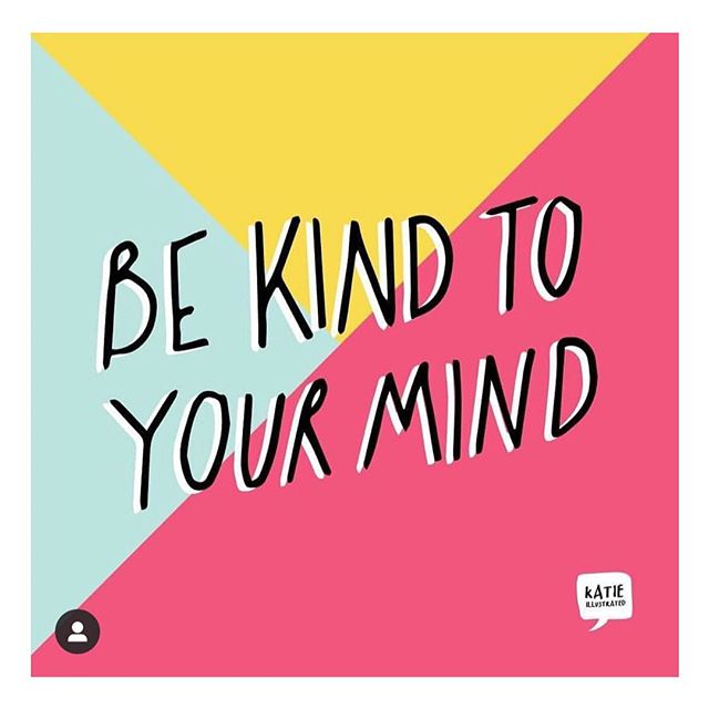 May is #MentalHealthAwarenessMonth however I believe talking about our mental health should be celebrated daily 🤪 here is a quick reminder to be kind to your mind 🧠 it's very easy to clutter our thoughts with the gossip, fake news + stresses of everyday life, leaving it hard to function some days. Here are a few ways to be kind to your mind:  1️⃣ Laugh! Tell a joke, or tag a friend in a funny video 😂 laughter helps reduce anxiety.  2️⃣ Go off the grid. Hang out with someone face to face 👥 3️⃣ It's spring time! Go outside and get some fresh air 💨 for at-least 15 minutes  4️⃣ Sign up to volunteer 🖐🏽 giving back to your community is good for your health  5️⃣ When you're stressed out, give yourself a break! Remove yourself from the stressful situation. Close your eyes and breathhhh. Your mind will thank you and help you to deal with the problem at hand positively instead of out of angry emotion