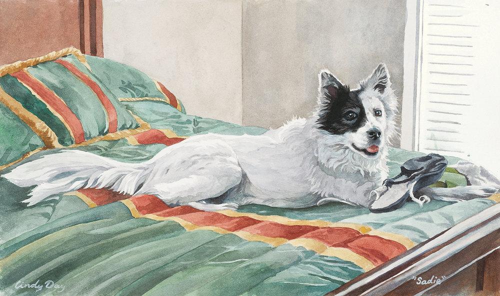 Sadie Watercolor
