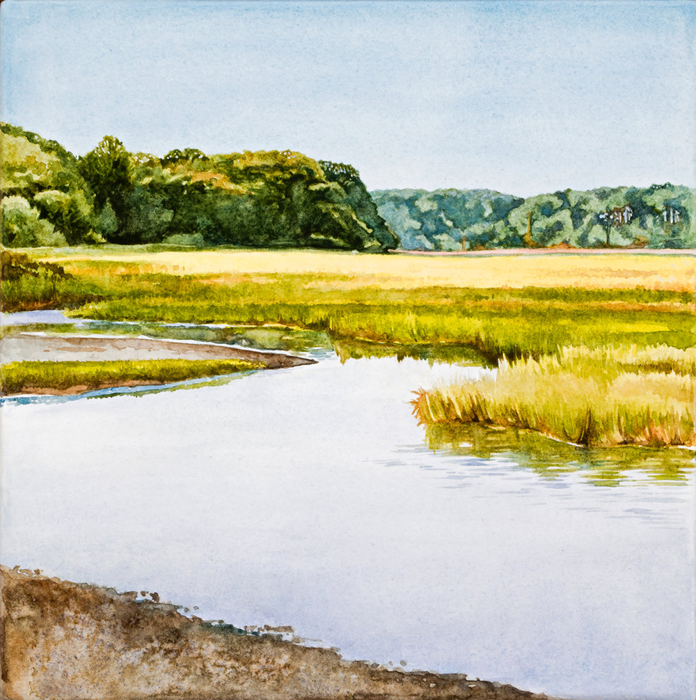 Lowland Landscape II