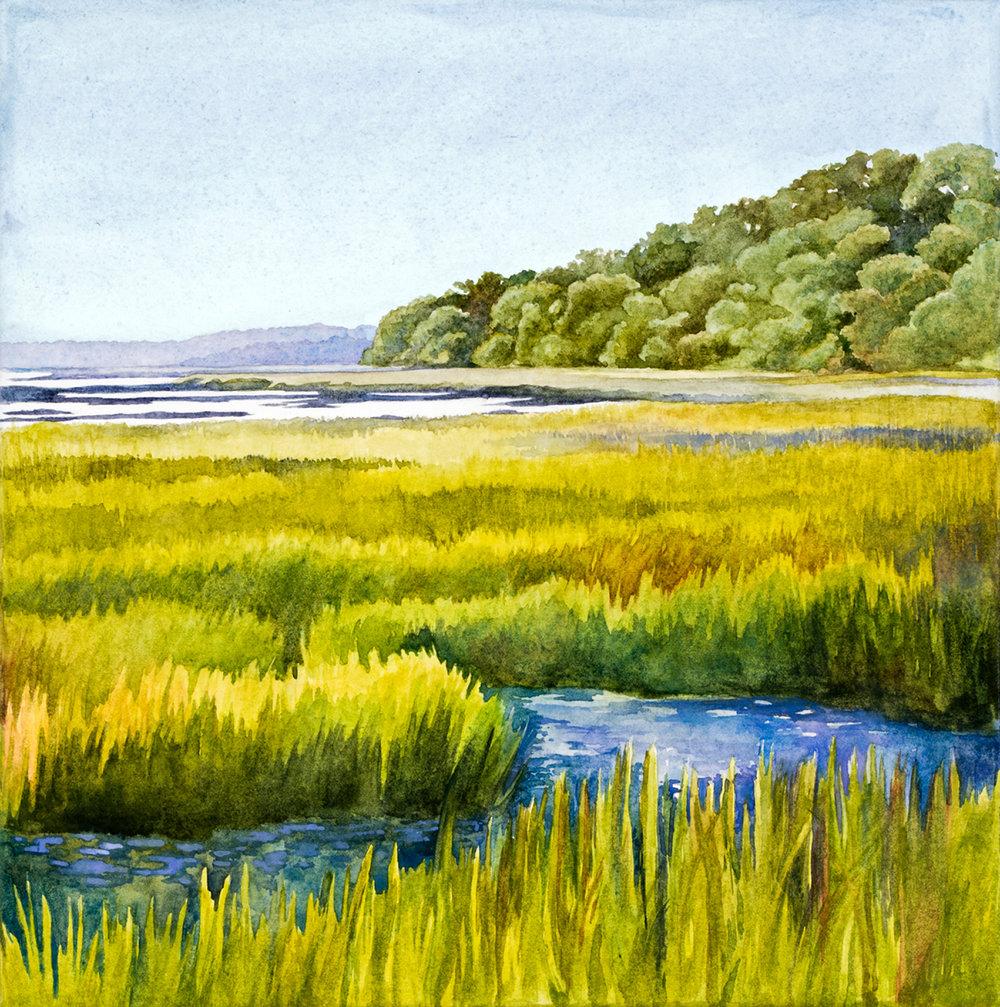 Lowland Landscape III