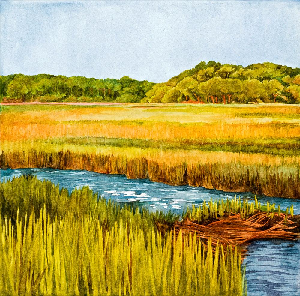 Lowland Landscape IV
