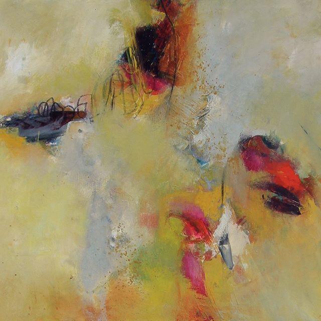 🏜 Desert Evening 31'' x 31'' Mixed Media . . . . . #abstractart #mixedmedia #inthestudio #desert #contemporaryart #painter #art #creativityfound #localart #abstractartist #artcollective #iloveart #maketimeforart #artist #bethschmohr