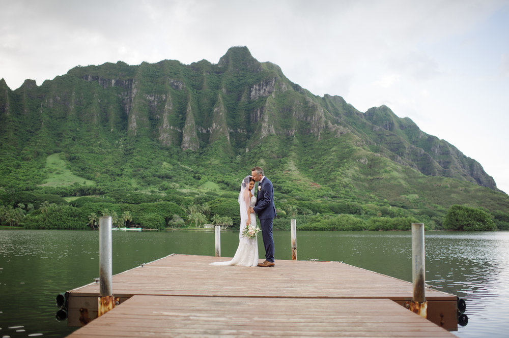 Kualoa ranch -