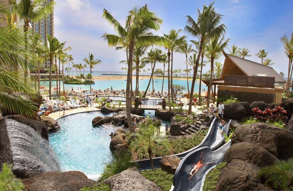 hilton hawaiian village -