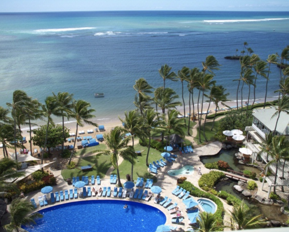 the kahala hotel & resort -