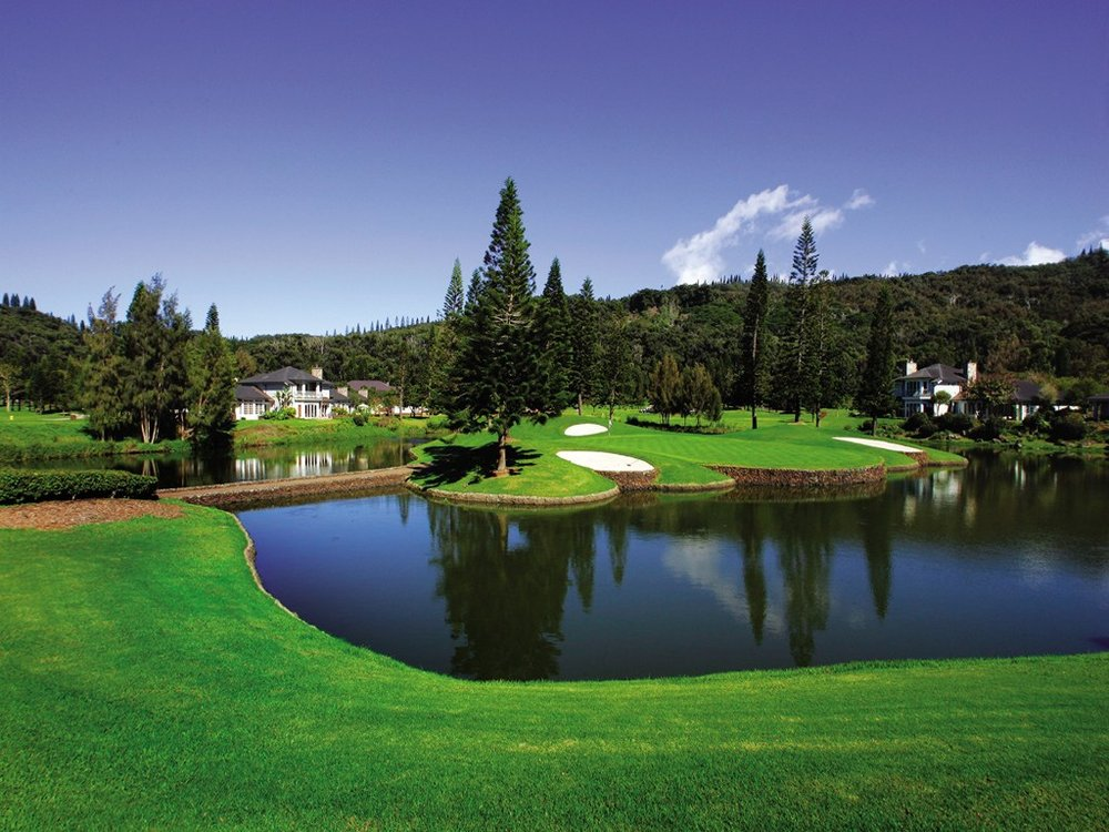 Four Seasons Resort Lana'i at Koele -