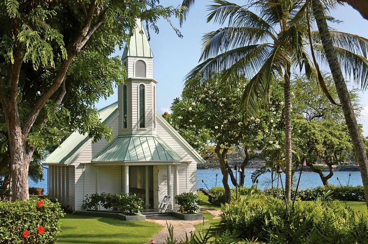 CHAPEL BY THE SEA -