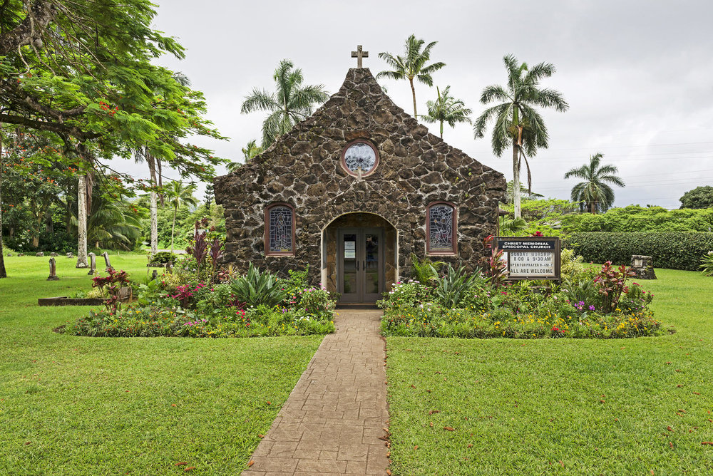 Christ Memorial Church of  Kilauea -