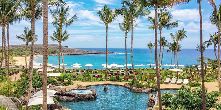 four seasons resort lana'i -